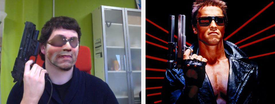 Changer de visage grâce à JS et une webcam !